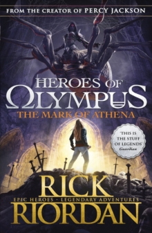 The Mark of Athena (Heroes of Olympus Book 3), Paperback / softback Book