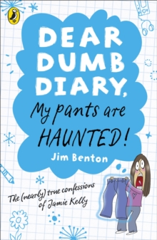 Dear Dumb Diary: My Pants are Haunted, Paperback Book