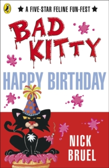 Happy Birthday, Bad Kitty, Paperback Book