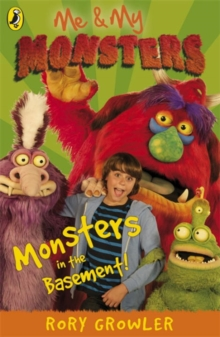 Monsters in the Basement, Paperback Book