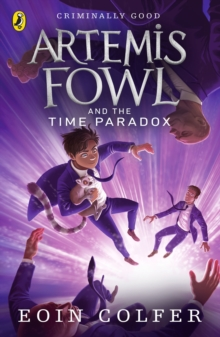 Artemis Fowl and the Time Paradox, Paperback / softback Book
