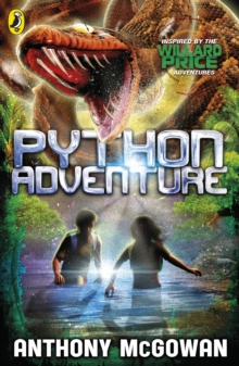 Willard Price: Python Adventure, Paperback Book