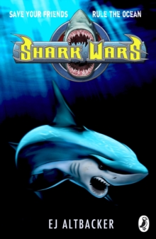 Shark Wars, Paperback Book
