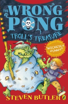 Wrong Pong: Troll's Treasure : 3, Paperback Book
