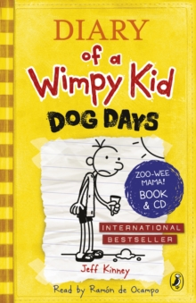 Dog Days, Mixed media product Book