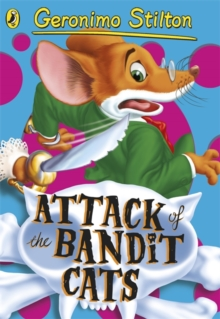 Attack of the Bandit Cats, Paperback Book