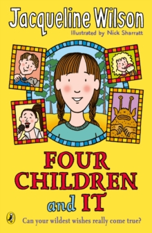 Four Children and It, Paperback Book