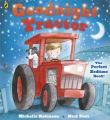 Goodnight Tractor, Paperback / softback Book