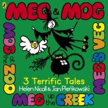 Meg & Mog: Three Terrific Tales, Paperback Book