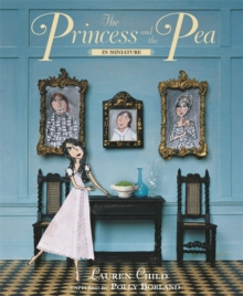The Princess and the Pea, Hardback Book