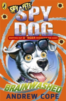 Spy Dog: Brainwashed, Paperback Book