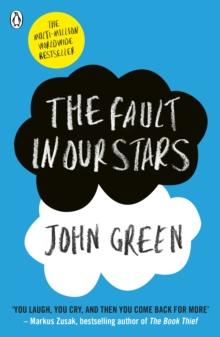 The Fault in Our Stars, Paperback Book