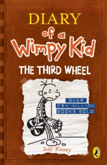 The Third Wheel (Diary of a Wimpy Kid book 7), Paperback Book