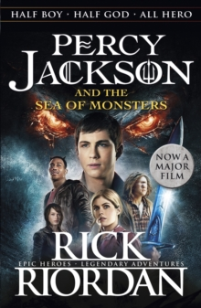 Percy Jackson and the Sea of Monsters (Book 2), Paperback / softback Book