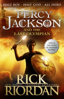 Percy Jackson and the Last Olympian (Book 5), Paperback Book