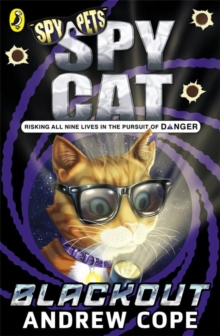 Spy Cat: Blackout, Paperback Book