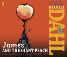 James and the Giant Peach, CD-Audio Book