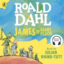 James and the Giant Peach : (Binaural Edition), eAudiobook MP3 eaudioBook