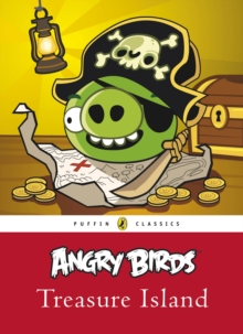 Angry Birds: Treasure Island, Paperback Book