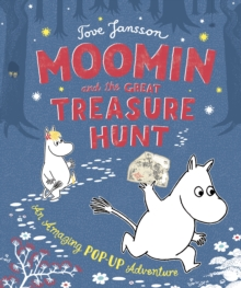 Moomin and the Great Treasure Hunt, Hardback Book