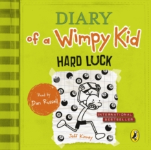 Hard Luck (Diary of a Wimpy Kid book 8), CD-Audio Book