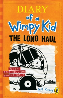 Diary of a Wimpy Kid: The Long Haul (Book 9), Paperback / softback Book