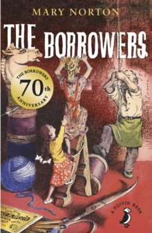 The Borrowers, Paperback / softback Book