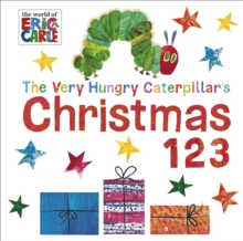 Very Hungry Caterpillar's Christmas 123, Board book Book