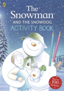 The Snowman and The Snowdog Activity Book, Paperback Book