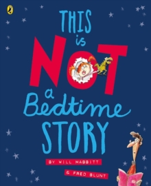 This is Not A Bedtime Story, Paperback Book