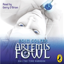Artemis Fowl and the Time Paradox, eAudiobook MP3 eaudioBook