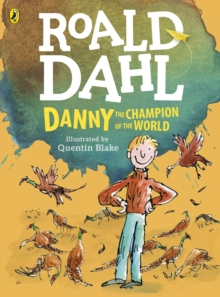 Danny, the Champion of the World (colour edition), Paperback Book