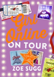 Girl Online: On Tour, Hardback Book
