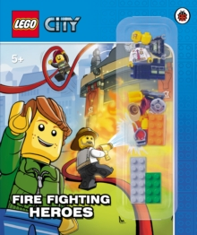 Lego City: Fire Fighting Heroes Storybook, Hardback Book