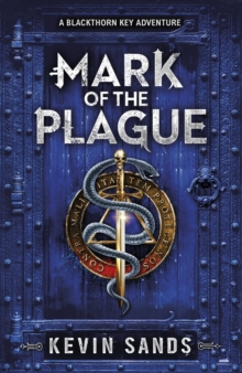 Mark of the Plague (A Blackthorn Key Adventure), Paperback Book