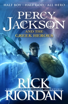 Percy Jackson and the Greek Heroes, Paperback Book