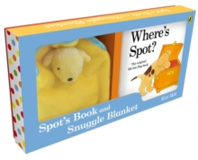 Spot's Book and Snuggle Blanket, Mixed media product Book