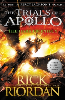 The Dark Prophecy (The Trials of Apollo Book 2), Paperback Book