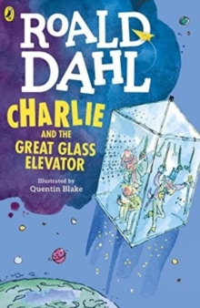 Charlie and the Great Glass Elevator, Paperback Book