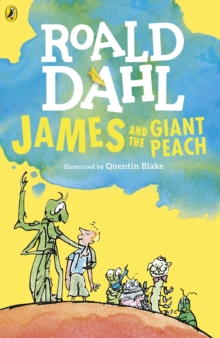 James and the Giant Peach, Paperback Book