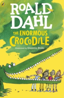 The Enormous Crocodile, Paperback Book