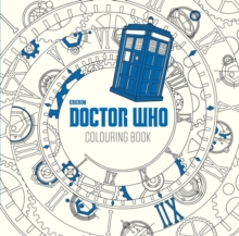 Doctor Who: The Colouring Book, Paperback Book