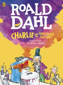 Charlie and the Chocolate Factory (Colour Edition), Paperback Book