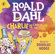 Charlie and the Chocolate Factory, CD-Audio Book