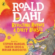Revolting Rhymes and Dirty Beasts, CD-Audio Book