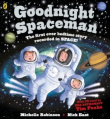 Goodnight Spaceman : Book and CD, Undefined Book
