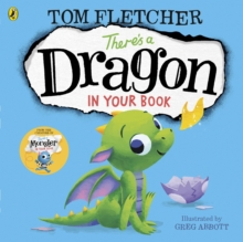 There's a Dragon in Your Book, Paperback / softback Book