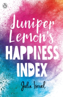Juniper Lemon's Happiness Index, Paperback Book