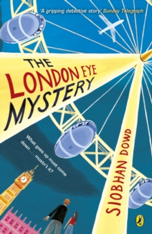 The London Eye Mystery, Paperback Book