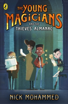 The Young Magicians and The Thieves  Almanac, EPUB eBook